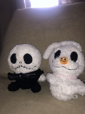 Jack Skeleton and Zero for Sale in Los Alamitos, CA