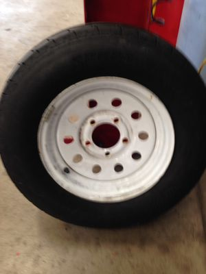 1. St 175-80d13 garlisle sport trail lh trailer tire for Sale in Everett, MA