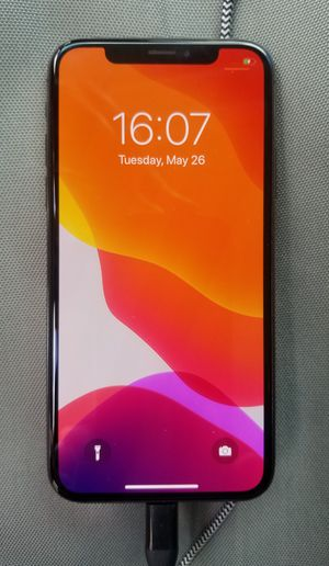 iPhone X 64G AT&T for Sale in San Marcos, TX