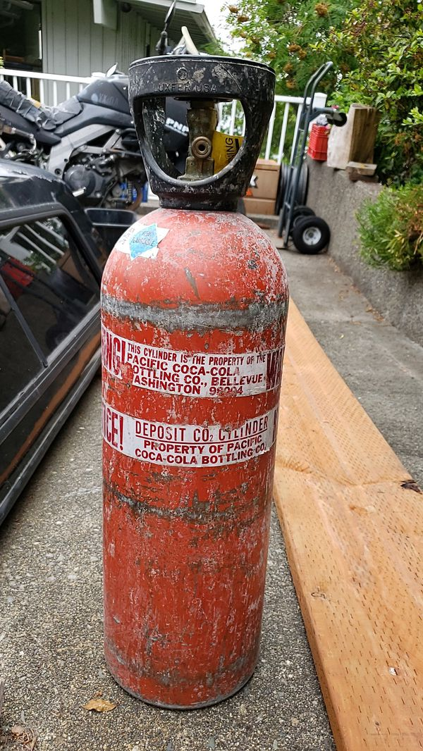 Carbon Dioxide Liquefied For Sale In Federal Way Wa Offerup