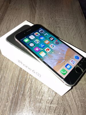 Iphone 6s space grey 32 gb for Sale in Imperial Beach, CA