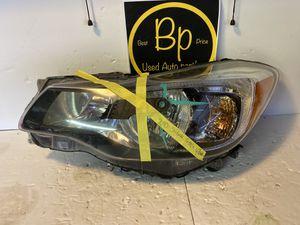 2012 2013 2014 2015 2016 Subaru Impreza Crosstrek Headlight Left LH Driver OEM for Sale in Los Angeles, CA