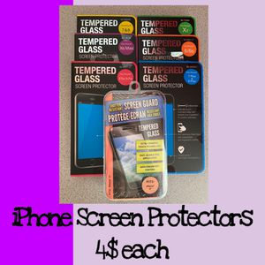 iPhone Screen Protectors for Sale in Victorville, CA