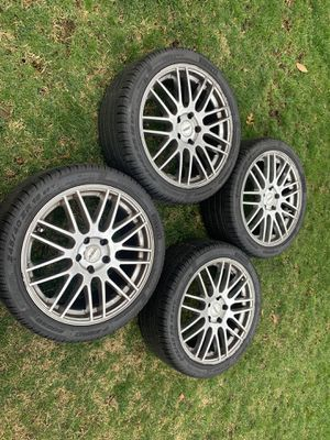 Audi S4/A4/S5/A5 wheels and tires for Sale in Greenwich, CT