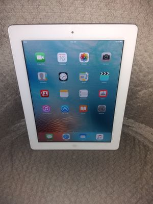Apple ipad 2 Like New for Sale in S CHESTERFLD, VA