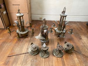 Set of chandelier's for Sale in Boston, MA