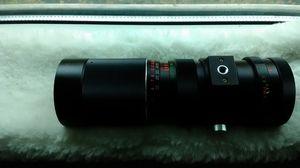 Vivitar tele-zoom 90~230mm 1:4.5 NO. 3727958 AUTO LENSE for Sale in Portland, OR