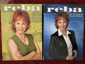 Reba - 2nd and 3rd season DVDs for Sale in Rustburg, VA