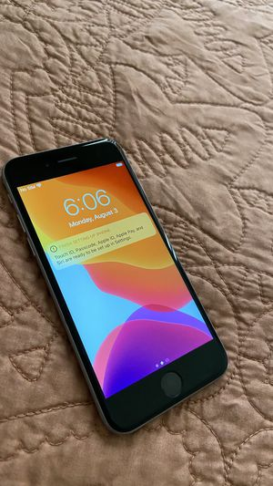 Apple iPhone 6S - 64GB Unlocked for Sale in Arcadia, CA