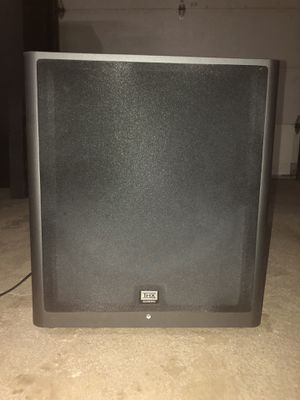 Onkyo skw-960 subwoofer Sunday price drop for Sale in Aurora, CO