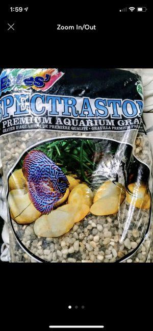 Estes Spectrastone Premium Aquarium Gravel 25lbs for Sale in Sanford, ME