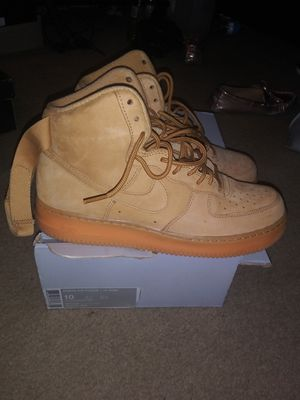 Nike AF1 WHEAT for Sale in Washington, DC