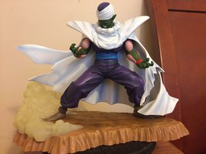 Dragonball Z Piccolo Statue Figure. AWESOME! for Sale in Seattle, WA