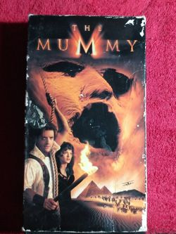Vcr Tape The Mummy for Sale in Las Vegas,  NV