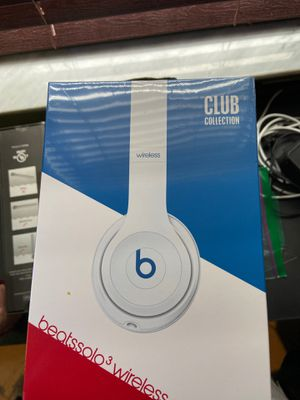 Beats Solo 3 Never open headset audífonos for Sale in FL, US