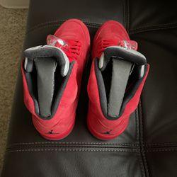 Jordan Retro 5 Red Brand New Size 9.5 for Sale in Seattle,  WA