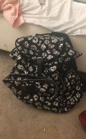 PINK sequin backpack for Sale in Pimmit Hills, VA