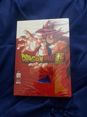 Dragon Ball Super Part 1 Episodes 001-013. DVD 2 Disc for Sale in Brooklyn, NY