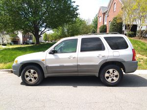 2002 Mazda Tribute V6 - Leather, Sunroof, Runs and Drives Good for Sale in Rock Hill, SC