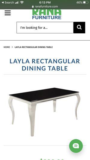 Dining table for Sale in Davie, FL