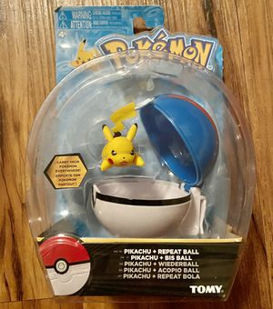 Pokemon Tomy Pikachu set for Sale in Lakewood, CA