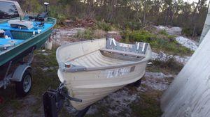 14 foot aluminum John boat for Sale in Sebring, FL