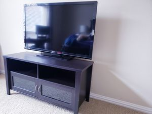 TV Stand With 55 Inch TV for Sale in Frisco, TX
