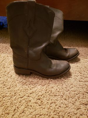 Womens resistol riding boots for Sale in Abilene, TX