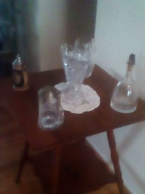 Crystal vases and steins for Sale in Palm Bay, FL