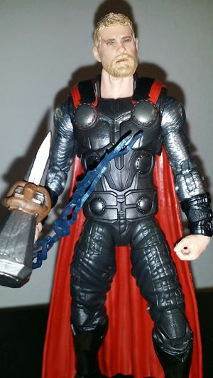 Marvel legends thor infinity war for Sale in Cerritos, CA