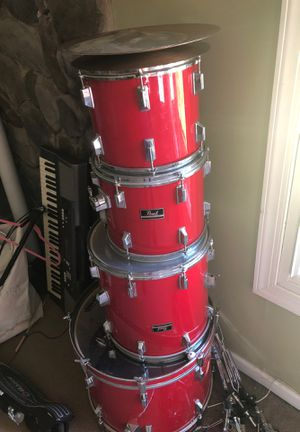 Pearl Drum Set for Sale in Bowie, MD