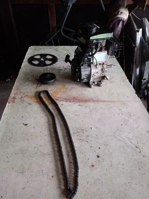 Monster moto motor for Sale in Swanton, OH