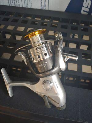 Okuma Avenger Bait Feeder Fishing Reel for Sale in Buckeye, AZ