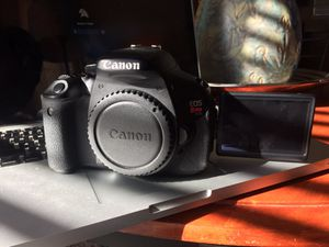 Canon Rebel T3i and Lenses for Sale in Carrollton, TX