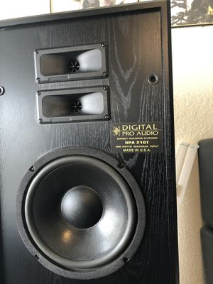 Digital Pro Audio speakers for Sale in Las Vegas, NV