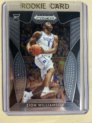 Lot of 2 Zion williamson rc rookie cards for Sale in La Mesa, CA