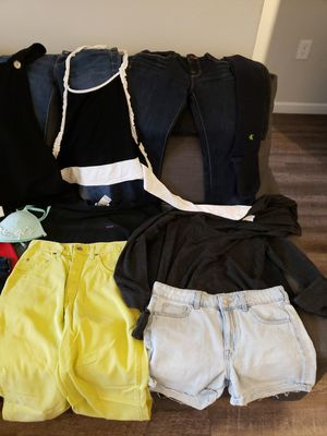 Womens clothes 26pcs XS S M Burberry, Versace, Just Cavalli etc for Sale in Delray Beach, FL