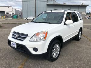 2005 Honda CR-V for Sale in Tacoma, WA
