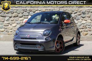 2016 FIAT 500e for Sale in Santa Ana, CA