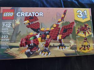 Lego Creator Mythical Creatures for Sale in Huntington Beach, CA