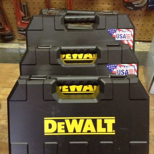 20 V DeWalt drill boxes each for Sale in Columbus, OH