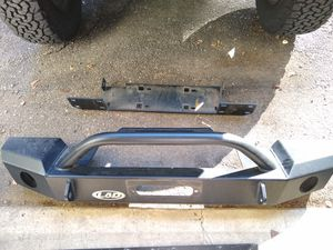 Jeep JK LOD Front Bumper for Sale in Woodinville, WA