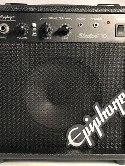 EPIPHONE ELECTAR 10 SOLID STATE GUITAR AMP 10 WATTS for Sale in Fort Washington,  MD