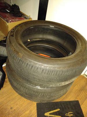 Bridgestone 235/55r18 for Sale in San Diego, CA