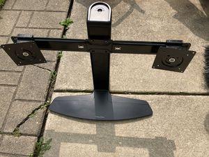 Ergotron Neo Flex Dual monitor stand for Sale in Oak Lawn, IL
