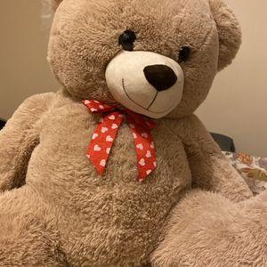 Giant Valentines Teddy Bear for Sale in Smyrna, TN