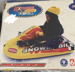 Extreme Snowmobile Snow Sled Slay Christmas for Sale in Murrieta, CA