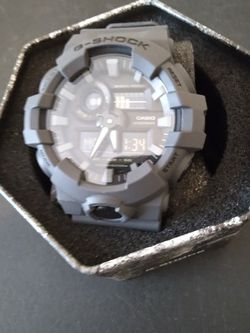 G Shock Brand New Never Used Name. A price Ig And Wil Trade for Sale in Camden,  AL
