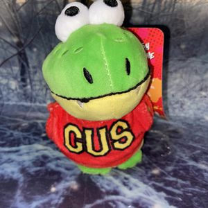 "NEW Nickelodeon YouTube Ryan's world Gus the green gator 7"" plush toy for Sale in Long Beach, CA"