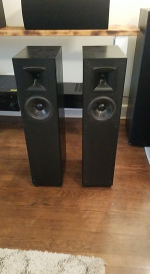 KLIPSCH tower speakers for Sale in Hampton, VA